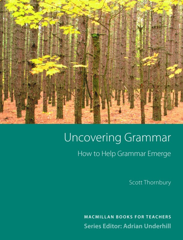 Uncovering Grammar Books for Teachers