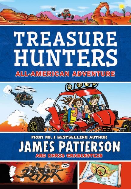Treasure Hunters - All-American Adventure