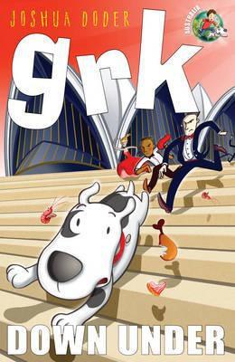Grk Down Under (Josh Lacey) Paperback / softback