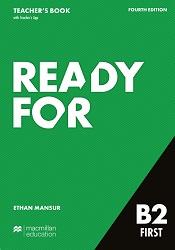 Ready for B2 First 4th Edition Teacher's Edition with Teacher's App
