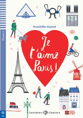 Je T'aime, Paris! + Downloadable Multimedia