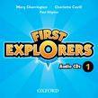 First Explorers Level 1 Class Audio Cds