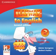 Playway to English Second edition Level2 Class Audio CDs (3)
