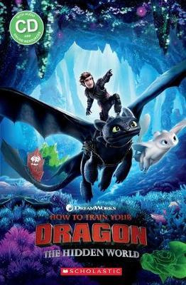How to Train Your Dragon 3: The Hidden World (Book & CD) (Level 3)
