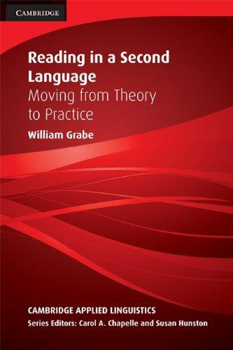 Reading in a Second Language Hardback