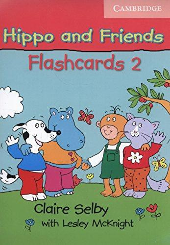 Hippo and Friends Level2 Flashcards (pack of 64)