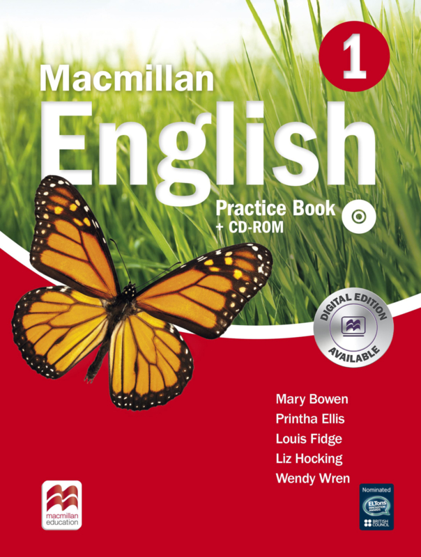 Macmillan English Level 1 Practice Book & CD-ROM Pack