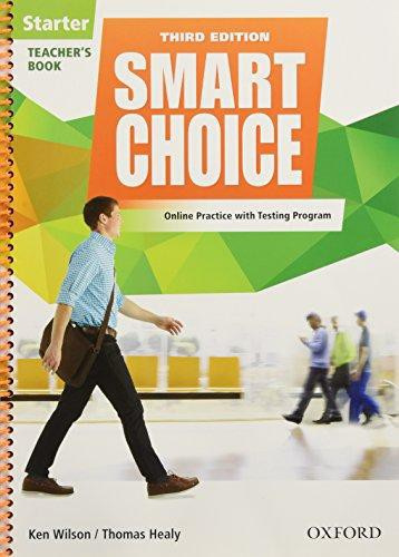 Smart Choice Starter Level Teacher's Book With Access To Lms With Testing Program