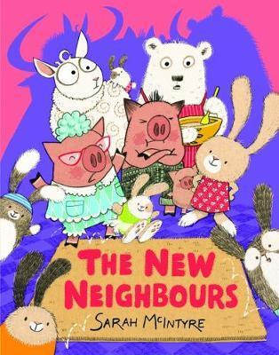 The New Neighbours Paperback