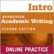 Effective Academic Writing 2E Intro Student Online Practice