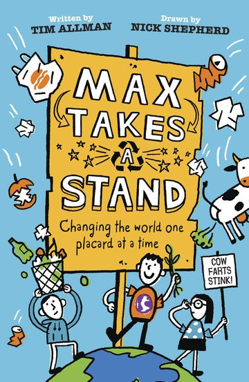 Max Takes a Stand