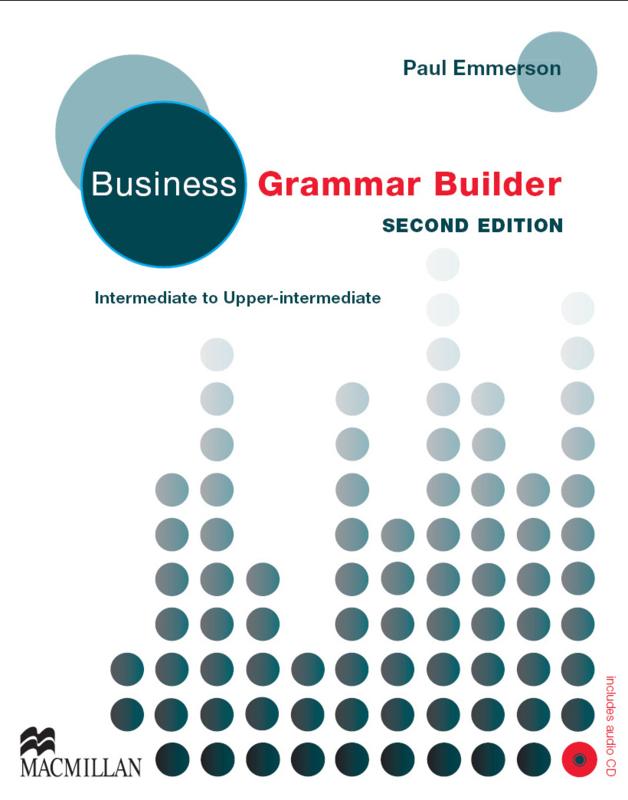 Business Grammar Builder (new edition)