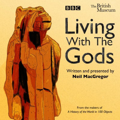 Living With The Gods (cd Audiobook)