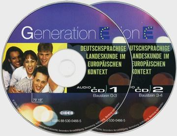 Generation E 2 Audio-CDs