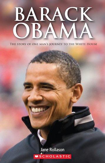 Barack Obama + audio-cd