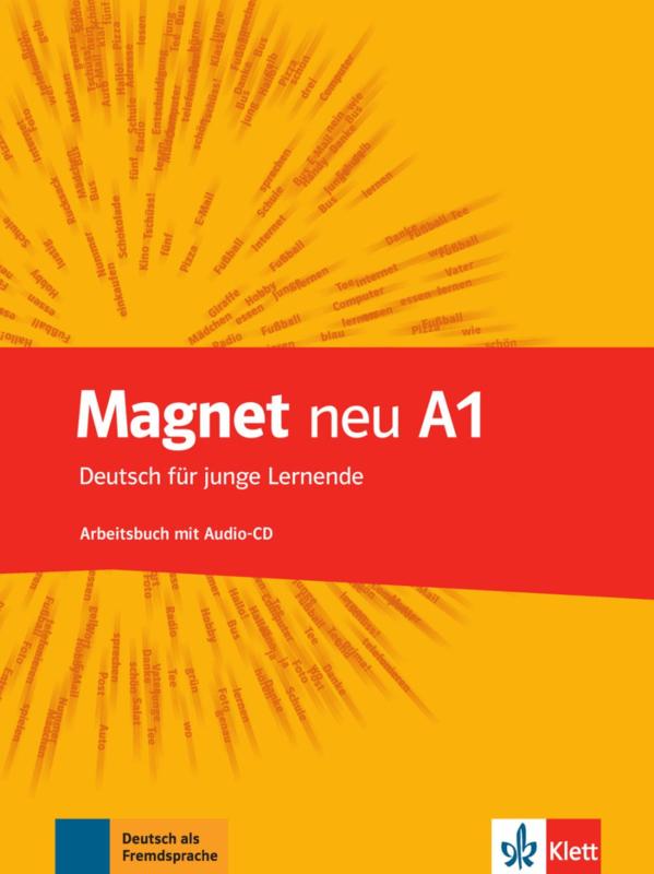 Magnet neu A1 Werkboek met Audio-CD