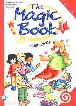 The Magic Book 1 Flashcards