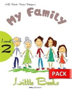 My Family Students Book With Cd Rom