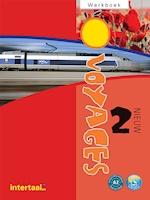 Voyages - nieuw 2 werkboek + online-mp3's
