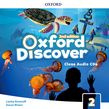 Oxford Discover Level 2 Class Audio CDs