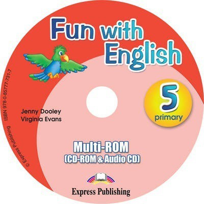 Fun With English 5 Primary Multi Cd-rom (international)