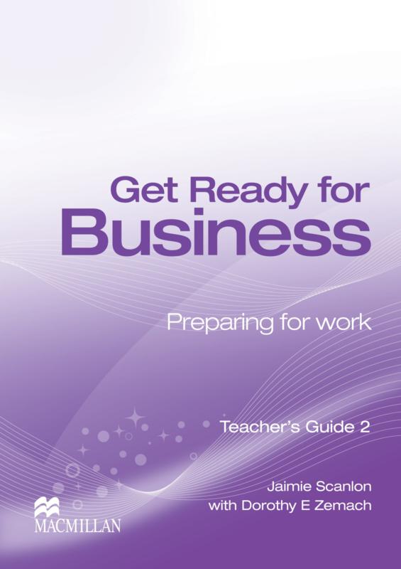 Get Ready for Business Level 2 Teacher's Book