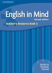 English in Mind Second edition Level5 Teacher's Resource Book
