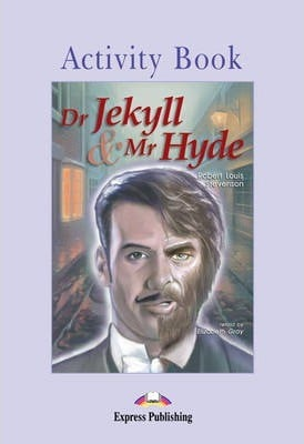 Dr. Jekyll & Mr. Hyde Activity Book