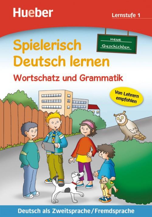 Wortschatz en Grammatik – neue Geschichten Buch
