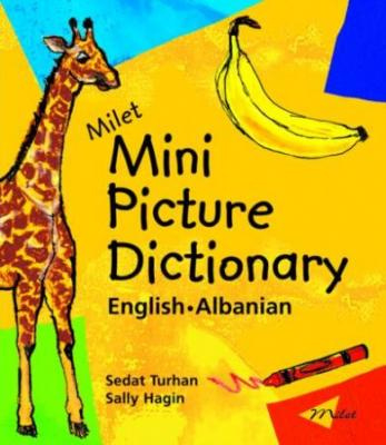 Milet Mini Picture Dictionary (English–Albanian)