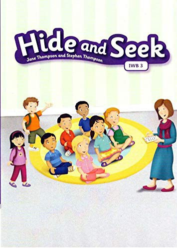 Hide And Seek Level 3 Interactive Whiteboard