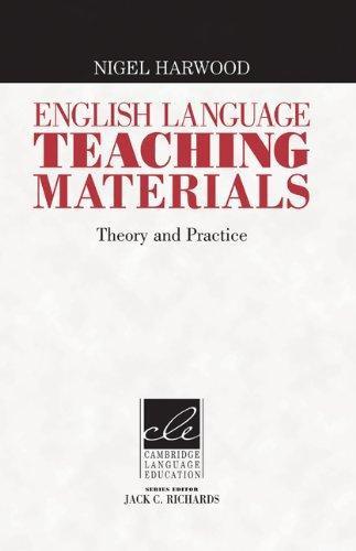 English Language Teaching Materials Hardback