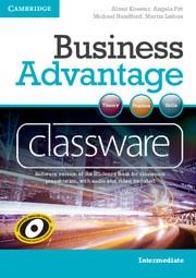 Business Advantage Intermediate Presentation Plus DVD-ROM