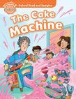 Oxford Read And Imagine Beginner: The Cake Machine
