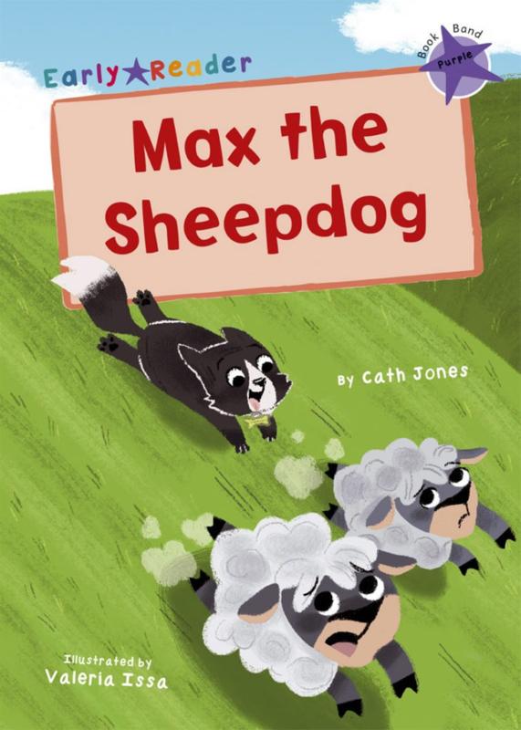 Max the Sheepdog