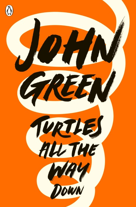 Turtles All the Way Down Hardcover editie