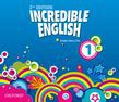 Incredible English 1 Class Audio Cds (3 Discs)