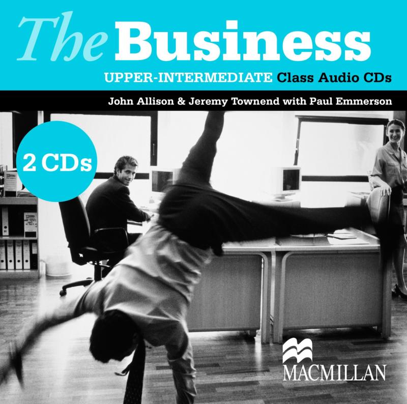 The Business Upper Intermediate Class Audio CD (3)