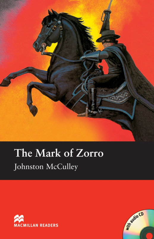 Mark of Zorro, The  Reader with Audio CD