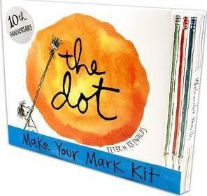 The Dot: Make Your Mark Kit (Peter H. Reynolds)