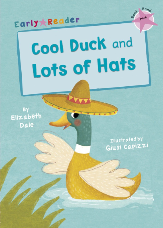 Cool Duck and Lots of Hats