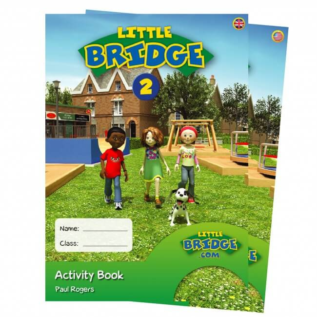Little Bridge Activity Book Level 2