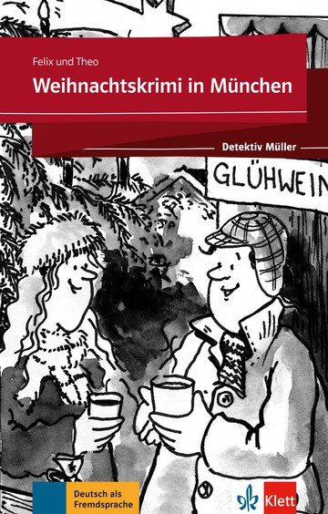 Weihnachtskrimi in München Buch + Online