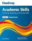 Headway Academic Skills 1 Listening, Speaking, And Study Skills Student's Book