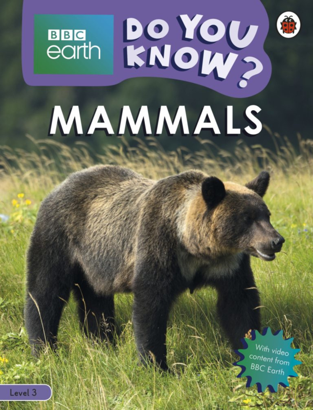Do You Know? – BBC Earth Mammals