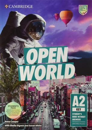 Open World Key Student's Book Pack