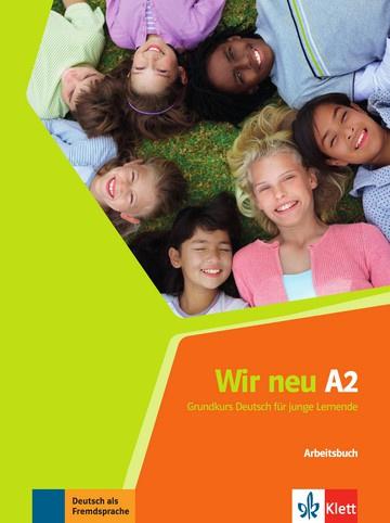 Wir neu A2 Werkboek