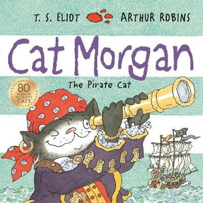 Cat Morgan the Pirate Cat