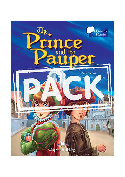 The Prince & The Pauper Set With Cd