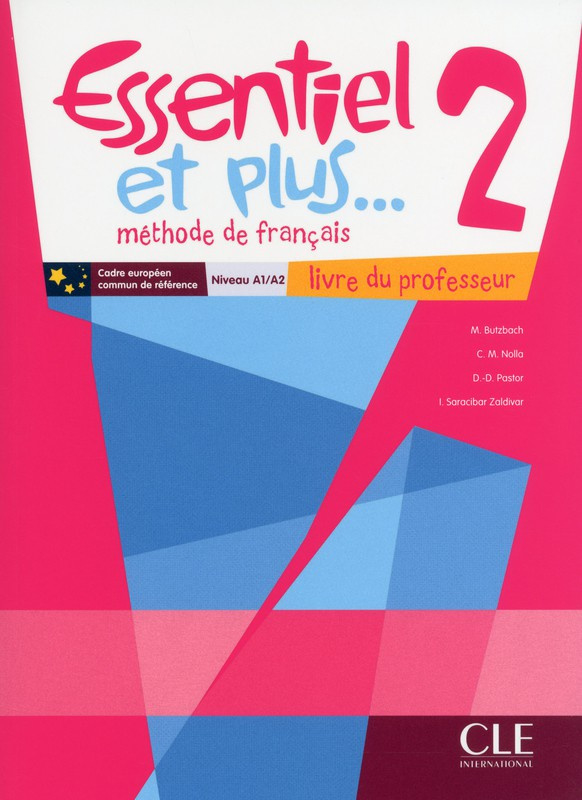 Essentiel et plus... - Niveau 2 - Guide pédagogique + CD